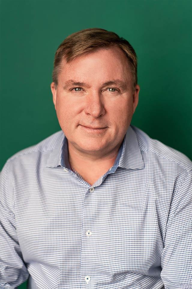 Headshot of David Wills