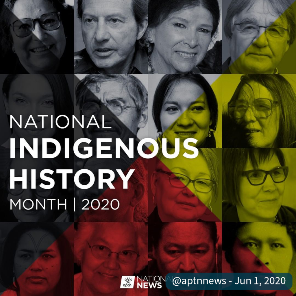 National Indigenous History graphic